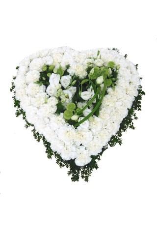Corazón Funerario Básico - 980