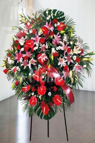 Corona Funeraria Suprema - 807